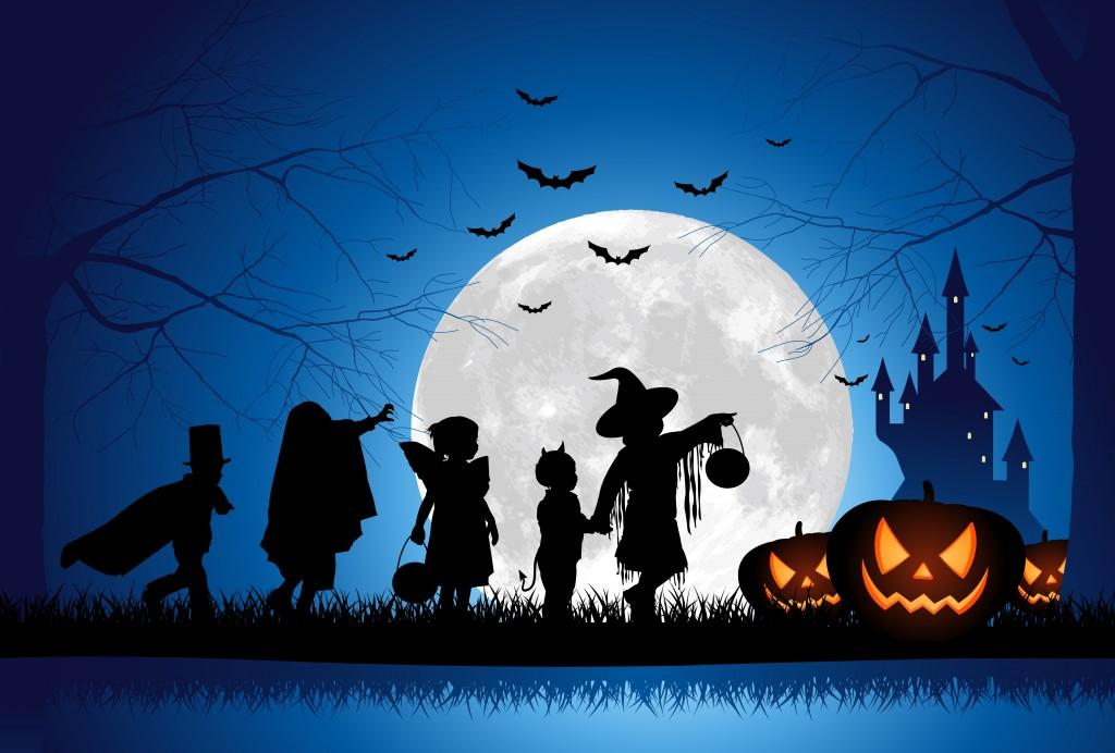 Halloween Safe Walk - October 31st