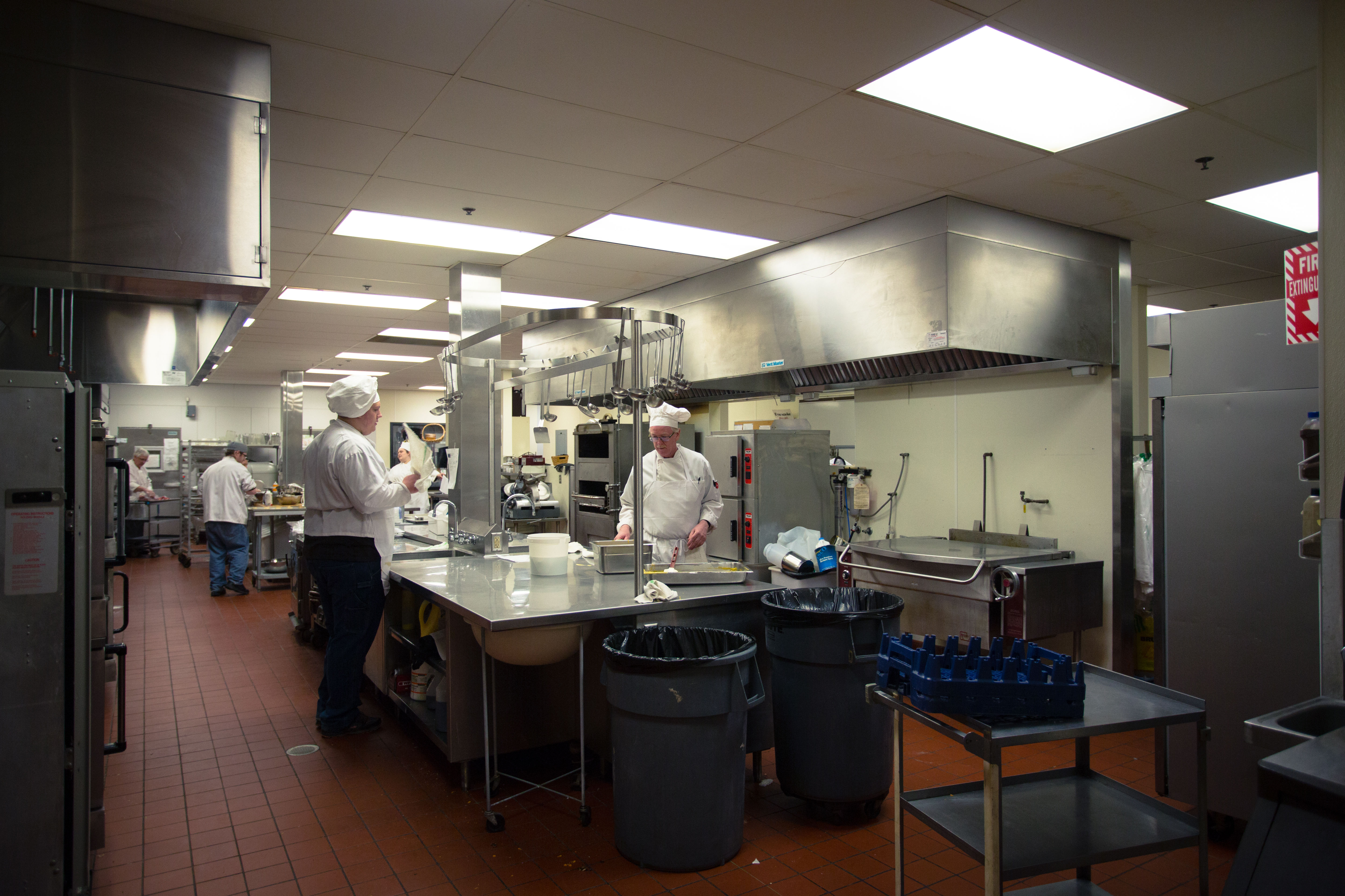 Culinary Hibbing Community College