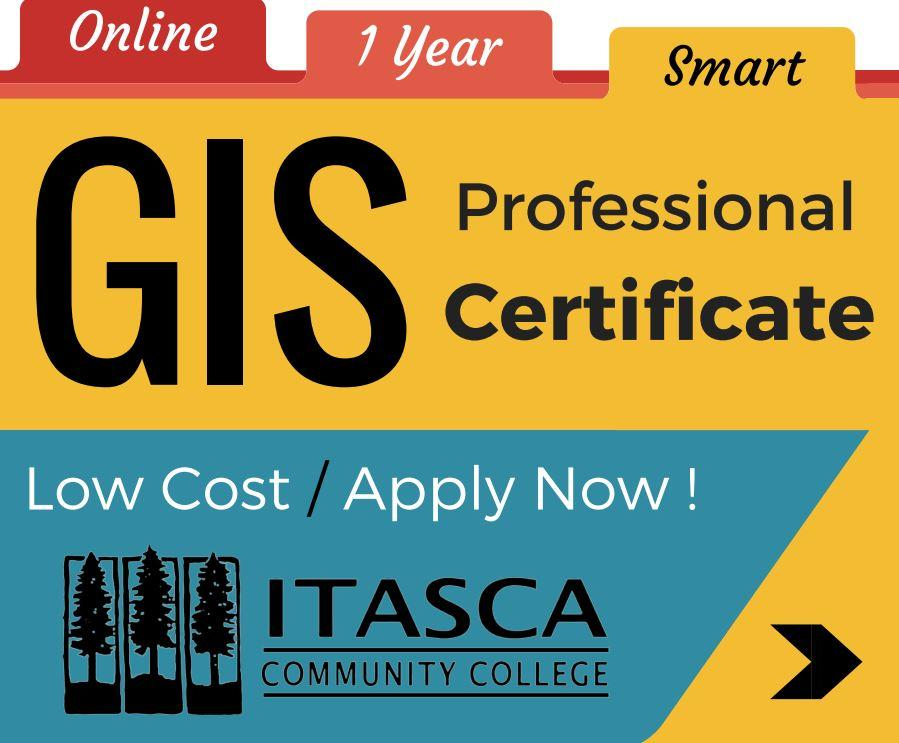 Geography & GIS   Itasca Community College